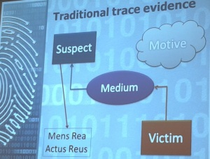 Traditional trace evidence